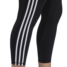 adidas Womens Believe this 7/8 Tights (Plus Size), Black, rebel_hi-res