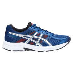 Asics GEL Contend 4 4E Mens Running Shoes Navy US 8, Navy, rebel_hi-res