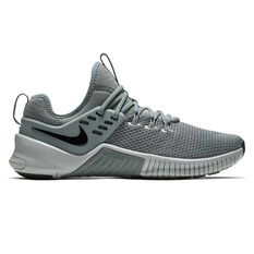 Nike Free Metcon x Mens Training Shoes Grey / Black US 8, Grey / Black, rebel_hi-res