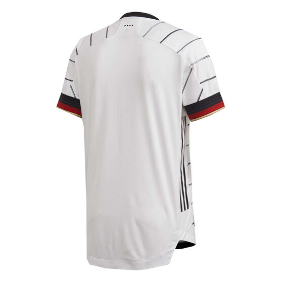 Germany 2020 Mens Home Jersey, White, rebel_hi-res