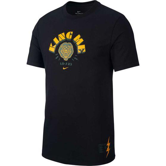 Nike Mens Dri-FIT Lebron James Tee, , rebel_hi-res