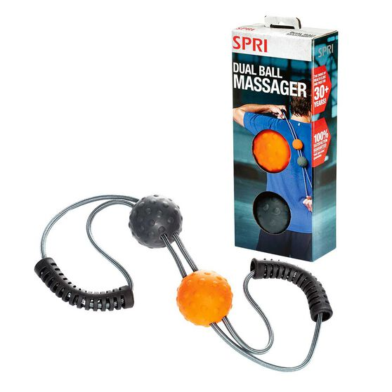 Spri Dual Ball Massager, , rebel_hi-res