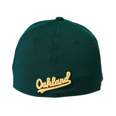 Oakland Athletics 2019 39THIRTY Team Hits Cap Green / White S / M, Green / White, rebel_hi-res