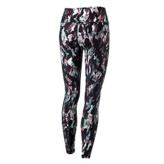 Ell & Voo Womens Linden Full Length Tights Print XS, Print, rebel_hi-res