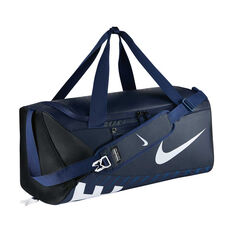 Nike Alpha Adapt Crossbody Duffel Navy / White, , rebel_hi-res