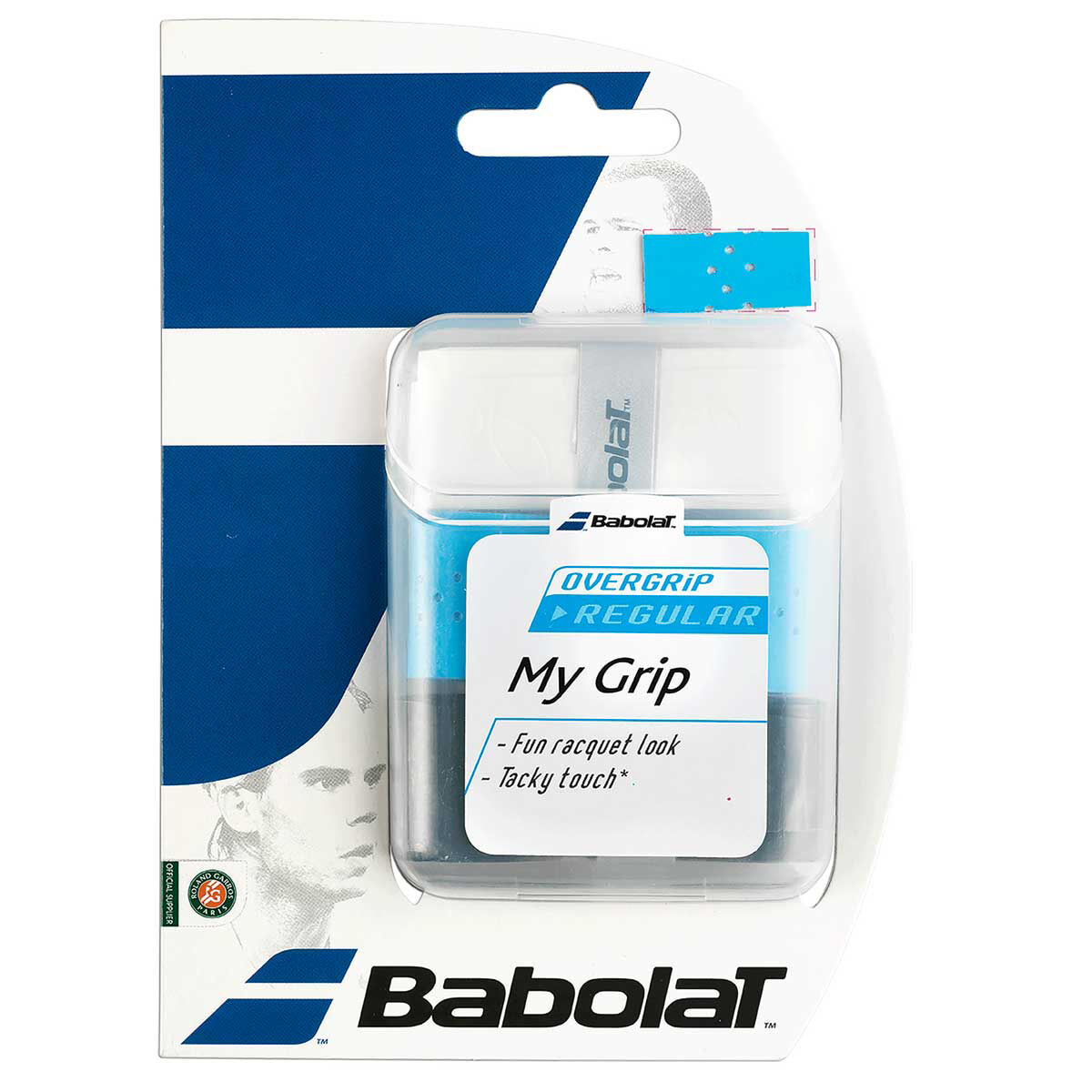 Free P/&P Choice Of Colours 1 x Babolat My Grip//Overgrip