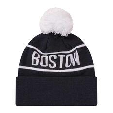 Boston Red Sox 2019 New Era Homerun Knit Beanie, , rebel_hi-res