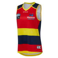 Adelaide Crows AFLW 2020 Womens Home Guernsey, Navy, rebel_hi-res