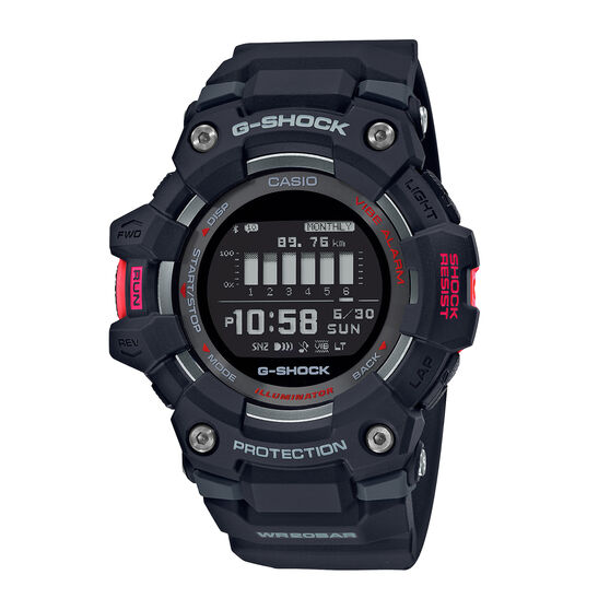 Casio G Shock GBD100-1D Bluetooth Step Tracker, , rebel_hi-res