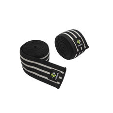 Celsius Elasticated Knee Wraps, , rebel_hi-res