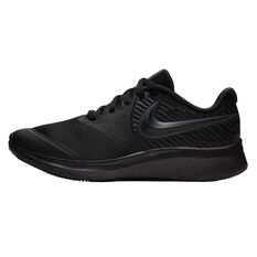 Nike Star Runner 2 Kids Running Shoes Black US 4, Black, rebel_hi-res