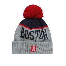 Boston Red Sox New Era Heather Dip Beanie, , rebel_hi-res