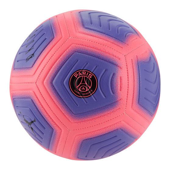 Nike Paris Saint Germain FC Jordan Soccer Ball Multi 5, Multi, rebel_hi-res