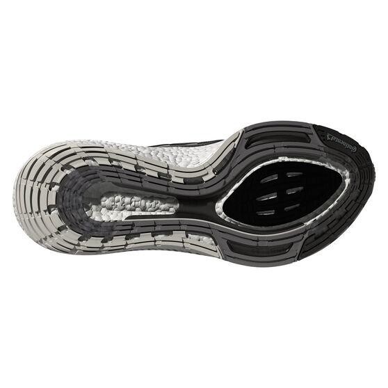 adidas Ultraboost 21 Mens Running Shoes, Black, rebel_hi-res