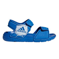 adidas Altaswim Toddlers Shoes Blue / White US 4, Blue / White, rebel_hi-res