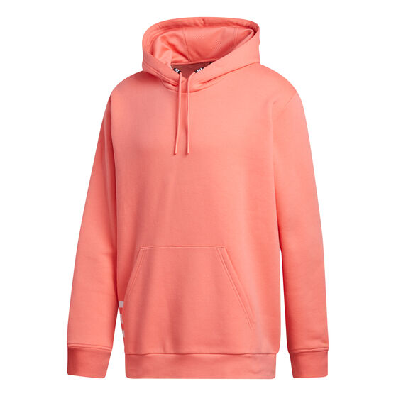 adidas Mens Post Game Hoodie, Red, rebel_hi-res