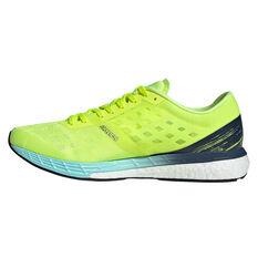 adidas Adizero Boston 9 Mens Running Shoes Yellow/Black US 7, Yellow/Black, rebel_hi-res