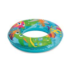 Bestway Inflatable Designer Swim Ring, , rebel_hi-res