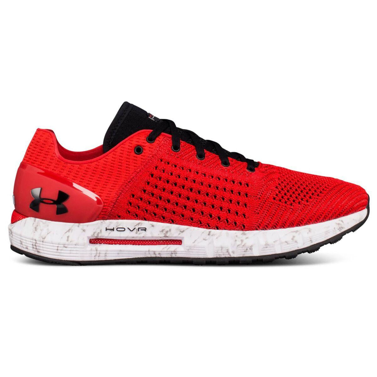 Under Armour Mens Running Sport Sonic Red 7Rebel Hovr Shoes Us jGLMqVpSzU