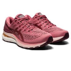 Asics GEL Kayano 28 Womens Running Shoes, Pink/Purple, rebel_hi-res