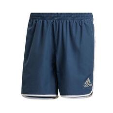 adidas Mens Marathon 20 Running Shorts Navy XS, Navy, rebel_hi-res