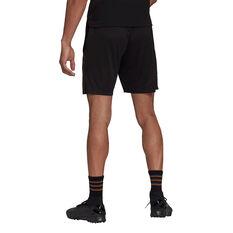 adidas Mens Tiro Pride Shorts Black S, Black, rebel_hi-res