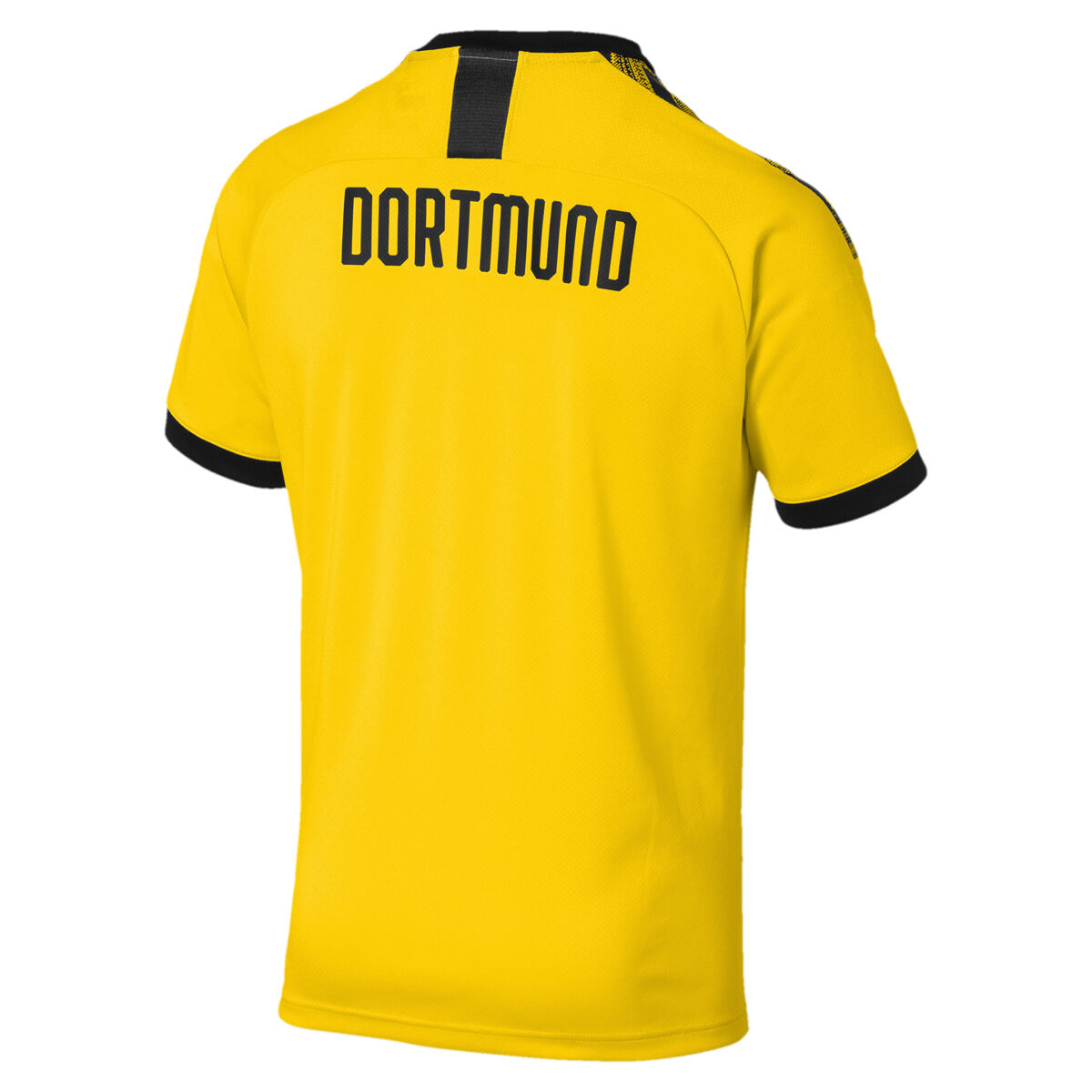 Polo 12-13 Borussia Dortmund Polo Shirt Black S Sport e tempo libero