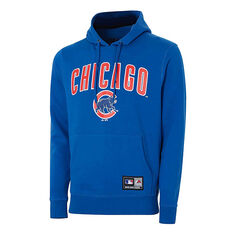 Chicago Cubs Mens Auther Hoodie, , rebel_hi-res