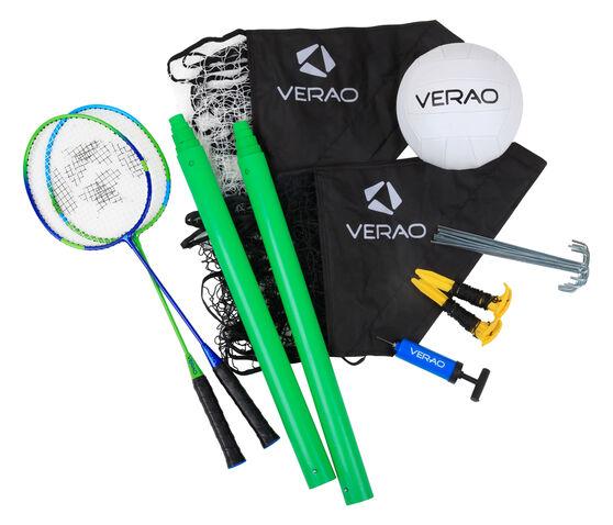 Verao Ezplay Volleyball/Badminton Set, , rebel_hi-res
