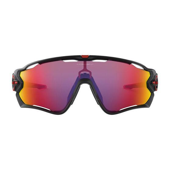 Oakley Jawbreaker Sunglasses Matte Black/Black, Matte Black/Black, rebel_hi-res