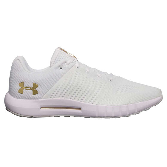 437bdaa17c Under Armour Micro G Pursuit Mens Training Shoes White US 8.5 ...