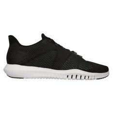 Reebok Flexagon Mens Training Shoes Black / Grey US 6.5, Black / Grey, rebel_hi-res