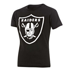 Oakland Raiders NFL Logo Tee, , rebel_hi-res