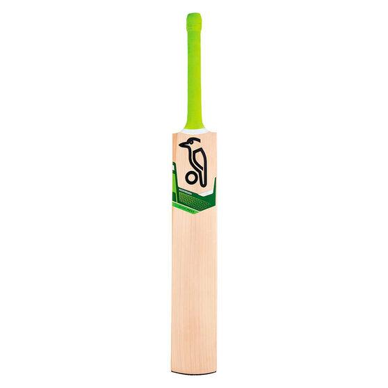 Kookaburra Kahuna Pro 8.0 Junior Cricket Bat, Green, rebel_hi-res