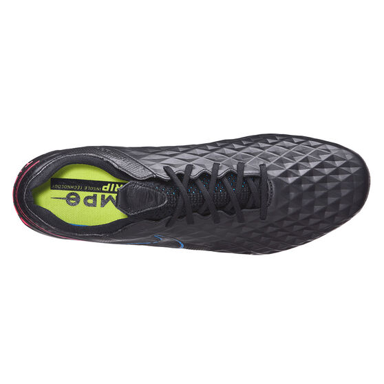 Nike Tiempo Legend VIII Elite Football Boots, Black, rebel_hi-res
