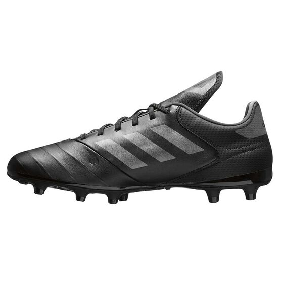 adidas Copa 18.2 FG Mens Football Boots Black US 9, Black, rebel_hi-res