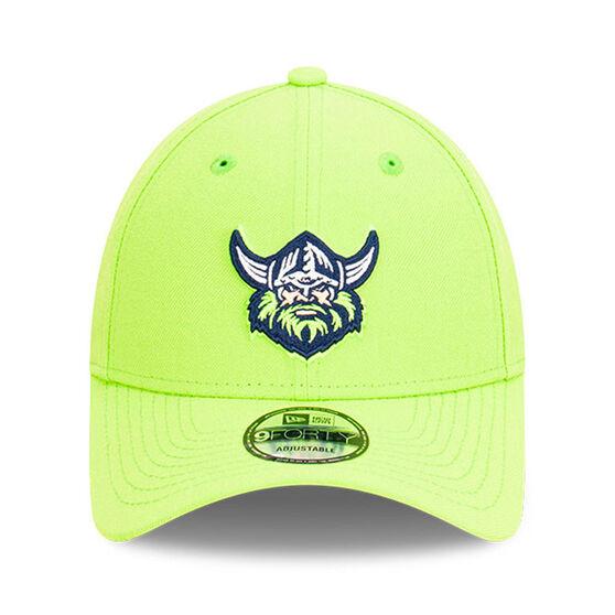 Canberra Raiders New Era Authentic Core 9FORTY Cap, , rebel_hi-res