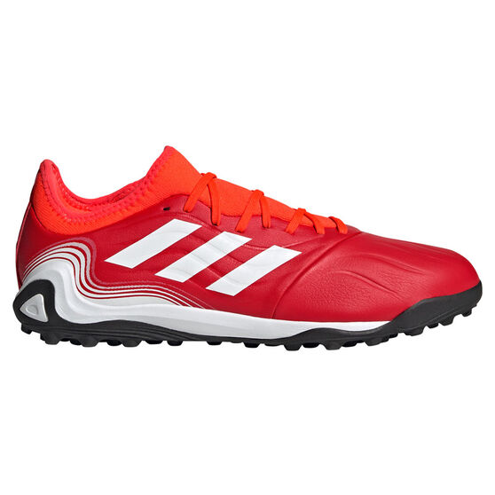 adidas Copa Sense .3 Touch and Turf Boots, Red/White, rebel_hi-res