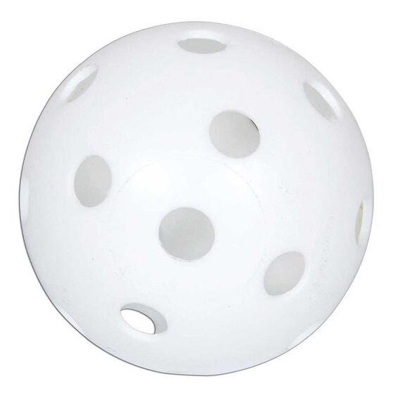 Impulse Plastic Training Balls White 9in, , rebel_hi-res