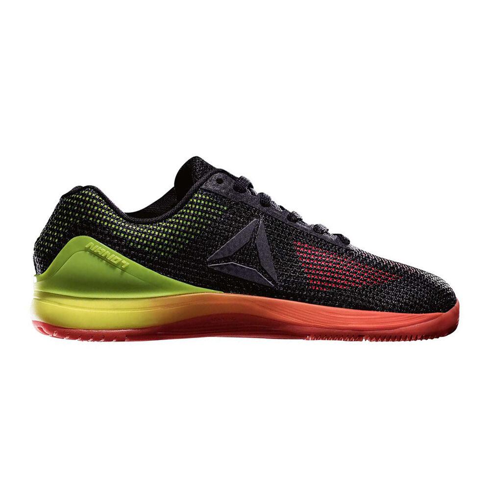 c6ff068f0e80ff Reebok CrossFit Nano 7.0 Mens Training Shoes Yellow   Black US 9 ...