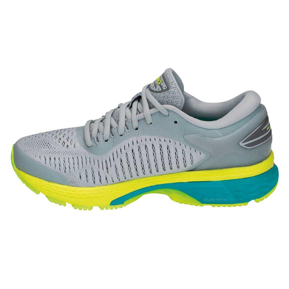 fafaedb20d45 Asics GEL Kayano 25 Womens Running Shoes, Grey, rebel_hi-res