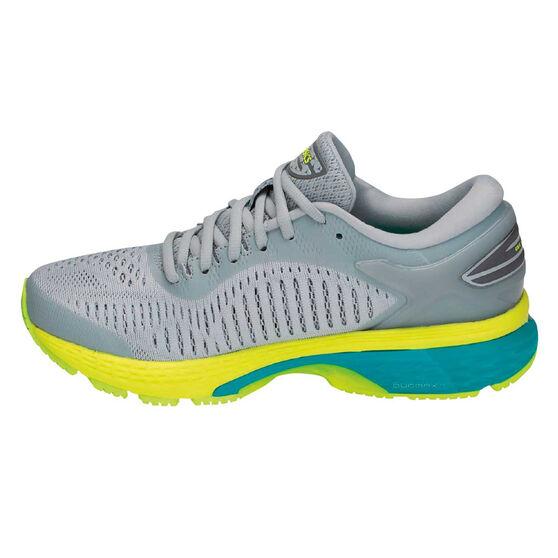 Asics GEL Kayano 25 Womens Running Shoes, Grey, rebel_hi-res