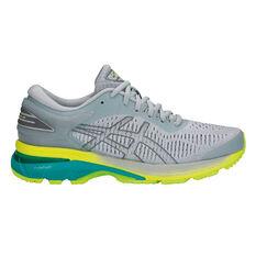 Asics GEL Kayano 25 Womens Running Shoes Grey US 6, Grey, rebel_hi-res