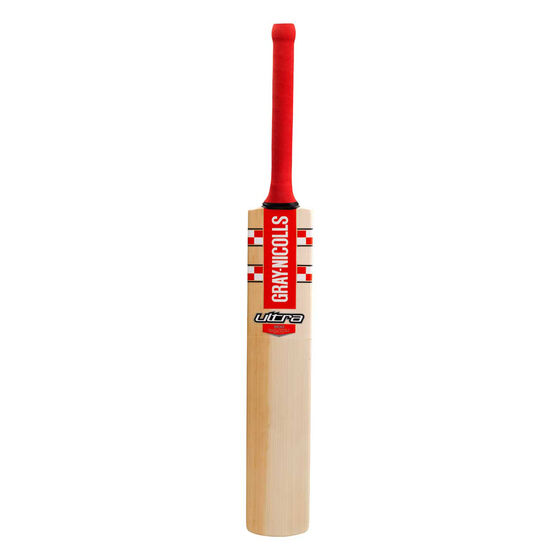 Gray Nicolls Ultra 800 Junior Cricket Bat, Red, rebel_hi-res