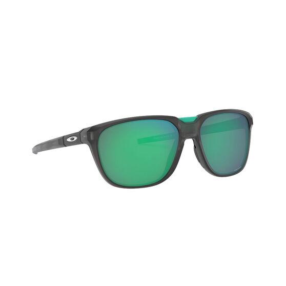 OAKLEY Anorak Sunglasses - Matte Grey Smoke with PRIZM Jade, , rebel_hi-res