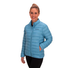 Macpac Womens Uber Light Down Jacket Blue 8, Blue, rebel_hi-res