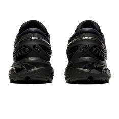 Asics GEL Kayano 27 Womens Running Shoes, Black, rebel_hi-res