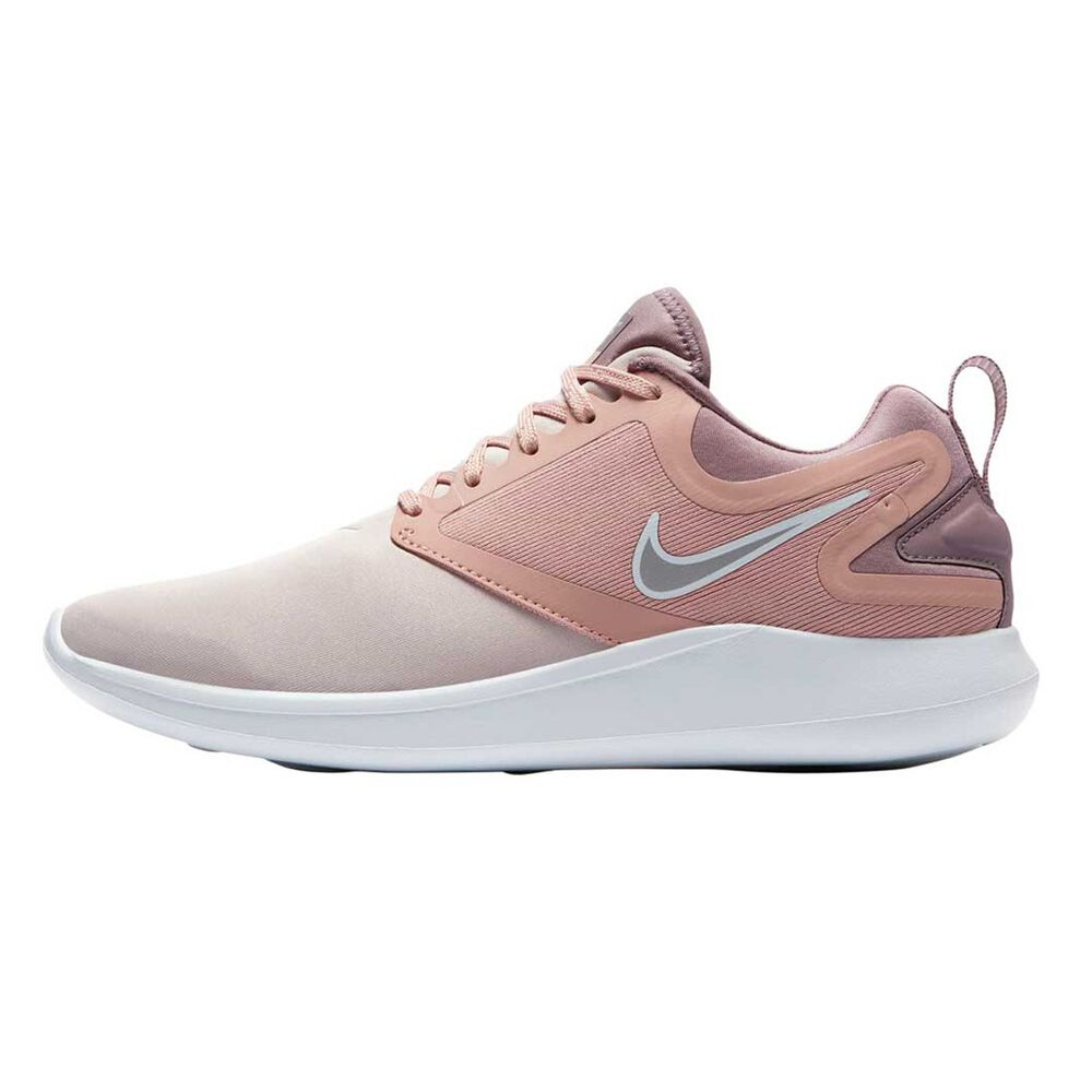 outlet store 70f52 5661b Nike LunarSolo Womens Running Shoes Silver   Pink US 7, Silver   Pink,  rebel hi