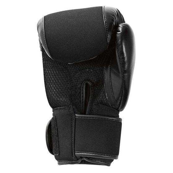 adidas Washable Boxing Gloves Black / Gold L / XL, Black / Gold, rebel_hi-res