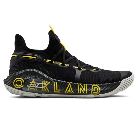 Under Armour Curry 6 Mens Basketball Shoes, , rebel_hi-res